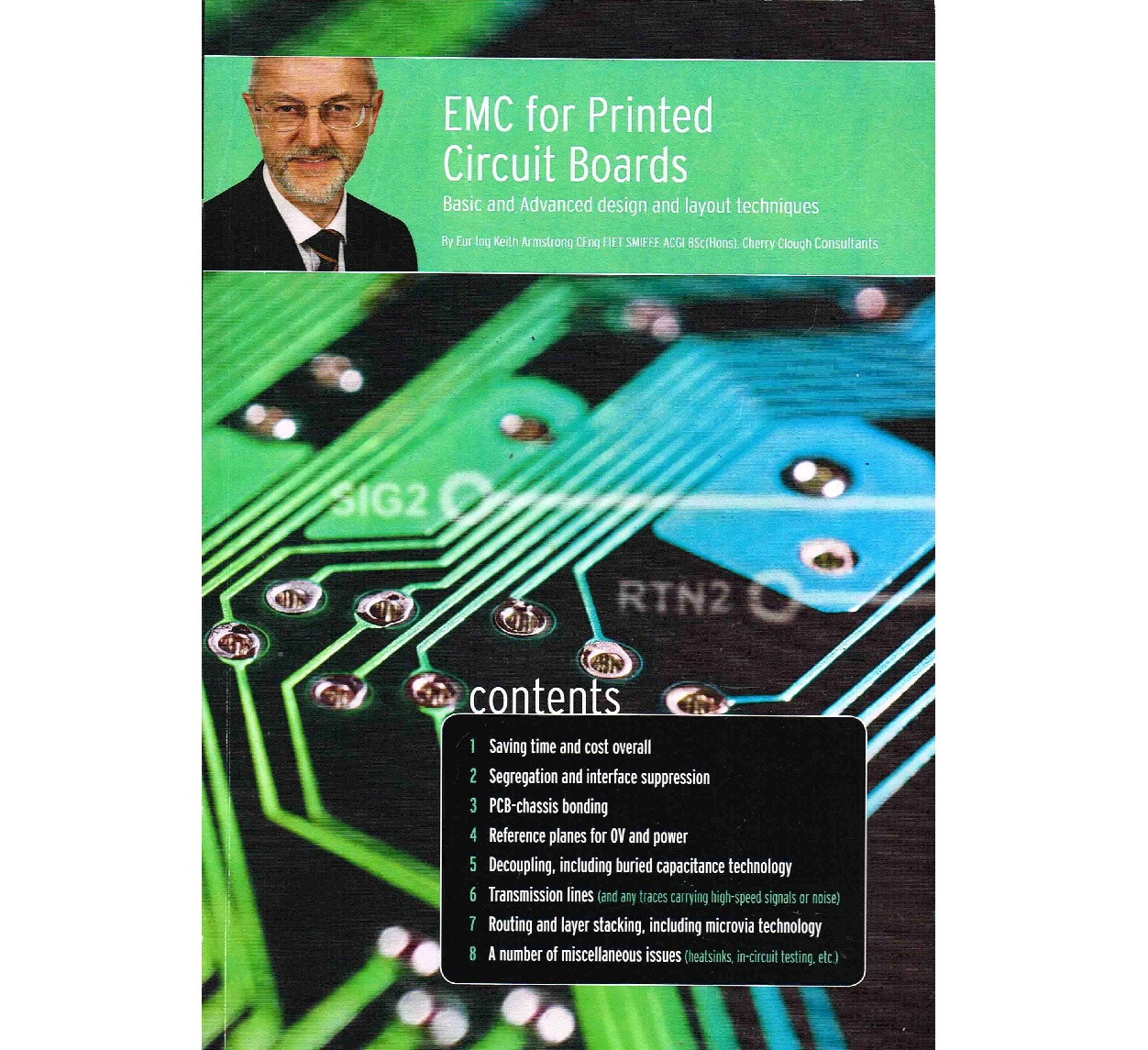 EMC for Printed Circuit Boards - Keith Armstrong