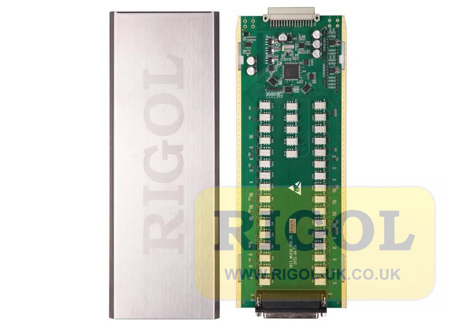Rigol MC3164 64 Channel Single Ended Multiplexer Module