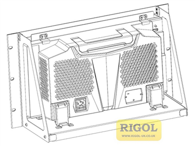 Rigol RM6041 Rack Mount Kit