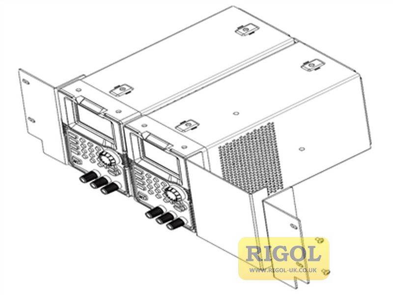 Rigol RM-2-DP700 Rack Mount Kit (for 2-off PSUs)