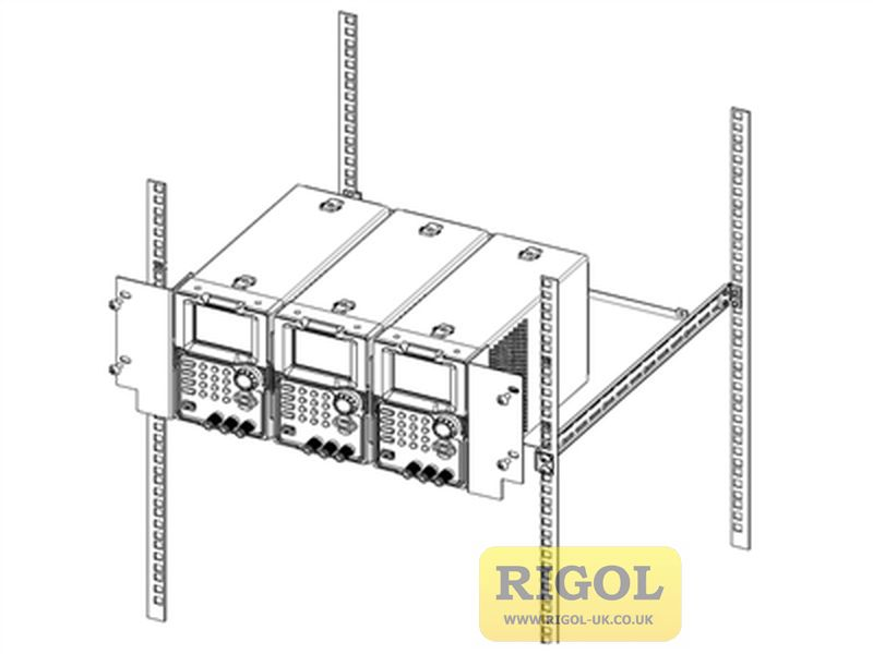 Rigol RM-3-DP700 Rack Mount Kit (for 3-off PSUs)