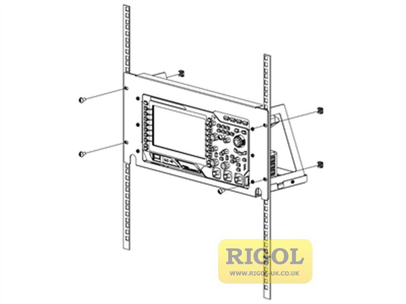 Rigol RM-DS2000A Rack Mount Kit