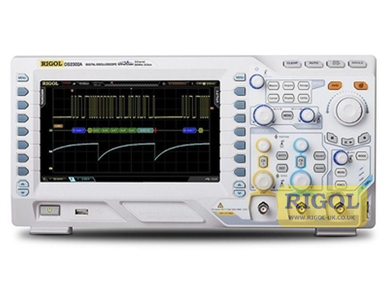 Siglent DS2000A