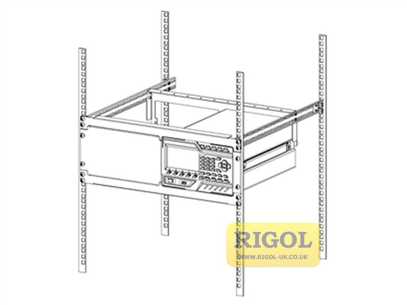 Rigol RM-1-M300 Rack Mount Kit (Single Instrument)