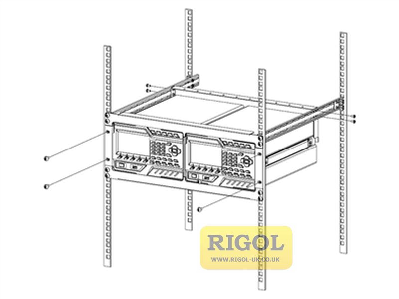 Rigol RM-2-M300 Rack Mount Kit (For Two Instruments)