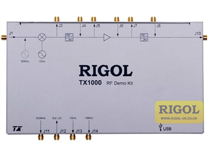 Rigol TX1000 RF Demo Kit (Transmitter)