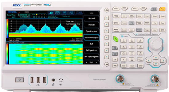 Rigol RSA3000E Series Real-Time Spectrum Analysers<br> Price From £1,447.00