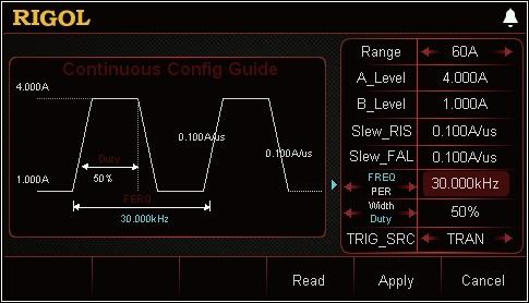 30kHz Dynamic Mode