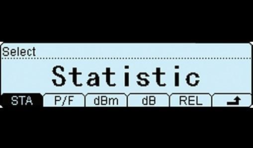 Statistical analysis function
