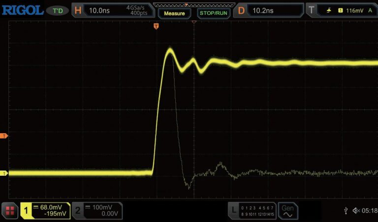 Waveform Capture Rate Up to 300000 Times Per Second